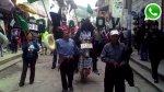 WhatsApp: así se acató paro macroregional en Cajamarca [FOTOS] - Noticias de utc de cajamarca