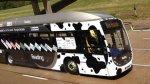 ¿Qué velocidad alcanza un bus que utiliza excremento? [VIDEO] - Noticias de empresa de transportes veloz