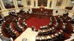 Congreso debate hoy proyectos de ley e informes de Ética - Noticias de victor grandez
