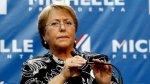 Chile: Bachelet admite que actuó tarde en escándalo de su hijo - Noticias de sebastian davalos