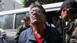 Alistan nuevo pedido de detención contra Robinson Gonzales - Noticias de Álvaro delgado scheelje