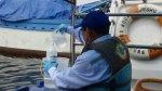Áncash: evalúan estado de calidad de agua en mar chimbotano - Noticias de tomas silva