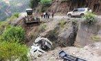 Defensoría del Pueblo advierte mal estado de vías en Áncash