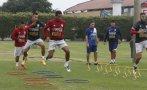 Selección peruana: tres incógnitas que dejó la práctica de hoy