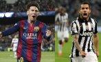 """Lionel Messi: """"Juventus tiene a un gran jugador como Tevez"""""""