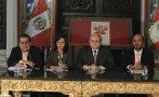 Ministros van mañana al Congreso por captura de Belaunde Lossio