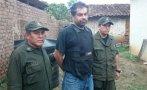 Martín Belaunde Lossio: cien efectivos operaron su captura