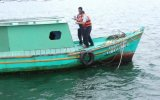 Intervienen tres embarcaciones ilegales en la bahía de Sechura