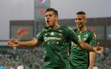 Santos Laguna goleó 5-0 Querétaro en la final de ida de Liga MX