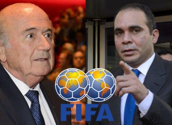 FIFA: elecciones presidenciales entre Blatter y Hussein