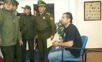 Martín Belaunde Lossio ya se encuentra en La Paz