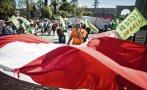Tía María: antimineros piden retomar el diálogo con el Gobierno