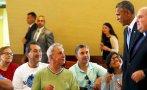 Obama visitó por sorpresa iglesia de comunidad cubana en Miami
