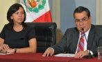 Comisión Belaunde Lossio recibe a ministros Adrianzén y Sánchez