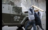 Chile: Heridos, saqueos e incendios tras marchas estudiantiles