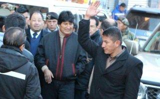 Bolivia usó avión presidencial en captura de Belaunde Lossio
