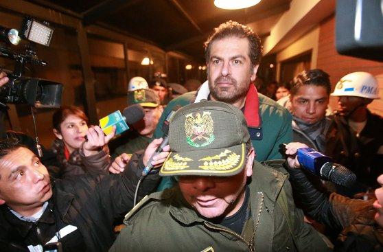 Martín Belaunde Lossio: su extradición al Perú en imágenes
