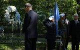 El homenaje de la ONU a los cascos azules caídos en el 2014