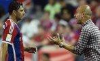 Pizarro y la oferta de Guardiola para seguir en el Bayern