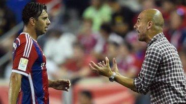 Pizarro y la propuesta de Guardiola para seguir en el Bayern