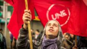 Chile: El estudiante en coma por el que miles se movilizan