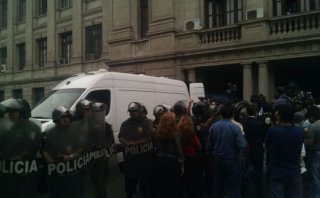 Martín Belaunde Lossio ya está en el penal Piedras Gordas I