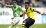 Borussia Dortmund vs. Wolfsburgo: 1-2 en final de Copa Alemana
