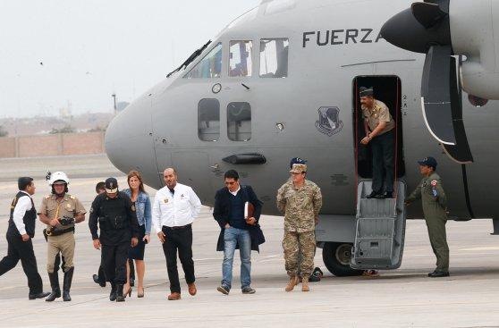 Martín Belaunde Lossio en Lima tras un año prófugo (FOTOS)