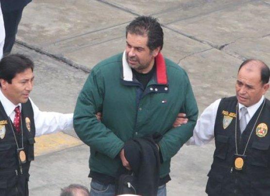 Martín Belaunde Lossio estará aislado en penal Piedras Gordas I