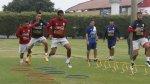 Selección peruana: tres incógnitas que dejó la práctica de hoy - Noticias de carlos zambrano