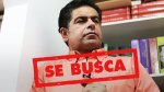 Recompensa por Martín Belaunde Lossio no tiene sustento legal - Noticias de erasmo reyna