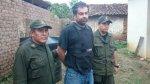 Martín Belaunde Lossio: cien efectivos operaron su captura - Noticias de antecedentes policiales