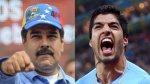 """Maduro llama a Luis Suárez """"el de los dientes afilados"""" - Noticias de brasil 2014"""