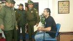 Martín Belaunde Lossio ya se encuentra en La Paz - Noticias de antecedentes policiales