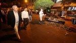 Tía María: Castañeda dijo que denunciarán por daños en Lima - Noticias de antecedentes policiales