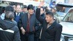 Bolivia usó avión presidencial en captura de Belaunde Lossio - Noticias de evo morales