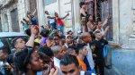 Rihanna causa revuelo con su llegada a Cuba (FOTOS) - Noticias de fotografía