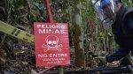 Colombia: Gobierno y las FARC inician operaciones de desminado - Noticias de rodolfo minan