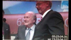 Manuel Burga: ¿Qué labor cumplió en las elecciones de la FIFA?