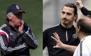 Berlusconi piensa en Ancelotti e Ibrahimovic para el Milan
