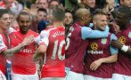 Arsenal vs. Aston Villa: disputan la final de la FA Cup