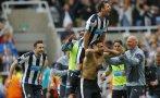 Jonás Gutiérrez: salvó descenso, pero Newcastle no le renovó