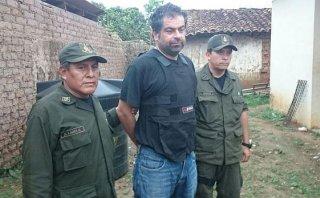 Ordenan 3 años de cárcel para quien ocultó a Belaunde Lossio