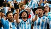 YouTube: hinchada argentina