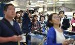 Terremoto de 8,5° en Japón: Las primeras fotos tras el remezón