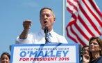 Martin O'Malley, nuevo competidor electoral de Hillary Clinton