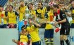 Así festejó el Arsenal de Wenger un nuevo título en la FA Cup