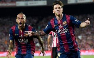 Lionel Messi: revive su sensacional golazo en Copa del Rey