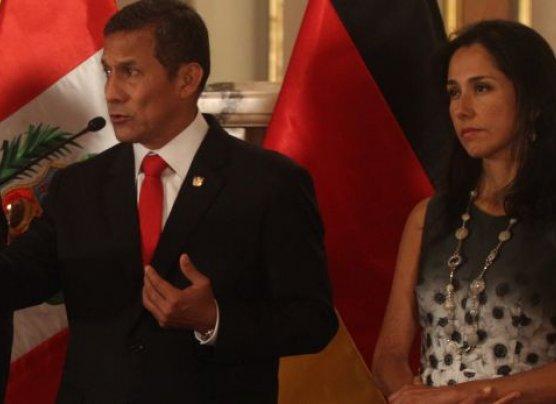 Ollanta Humala arremete contra comisión MBL por Nadine Heredia