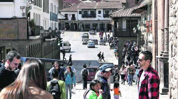 Cusco: peatonalización genera zozobra entre comerciantes